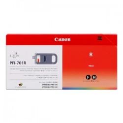 CANON CARTUCCIA D\'INCHIOSTRO ROSSO PFI-701R 0906B001 700ML