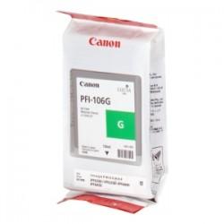 CANON CARTUCCIA D\'INCHIOSTRO VERDE PFI-106G 6628B001 130ML  ORIGINALE