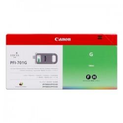 CANON CARTUCCIA D\'INCHIOSTRO VERDE PFI-701G 0907B001 700ML