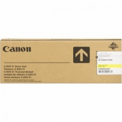 CANON TAMBURO GIALLO C-EXV21DRUMY 0459B002 UNITÀ ORIGINALE