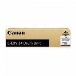CANON TAMBURO NERO C-EXV34DRUMBK 3786B003 43000 COPIE  ORIGINALE