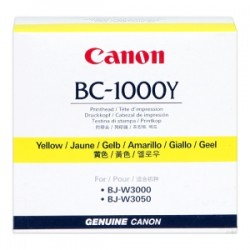 CANON TESTINA PER STAMPA GIALLO BC-1000Y 0933A001