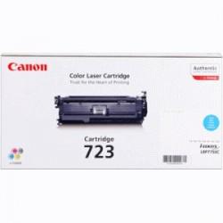 CANON TONER CIANO 723C 2643B002 8500 COPIE  ORIGINALE