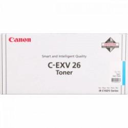 CANON TONER CIANO C-EXV26C 1659B006 6000 COPIE  ORIGINALE