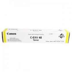 CANON TONER GIALLO C-EXV48Y 9109B002 11500 COPIE  ORIGINALE
