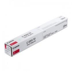 CANON TONER MAGENTA C-EXV51M 0483C002 60000 COPIE  ORIGINALE