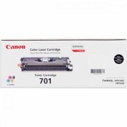 CANON TONER NERO 701BK 9287A003 ~5000 COPIE