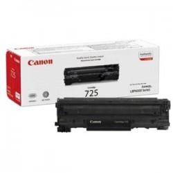CANON TONER NERO 725 3484B002 1600 COPIE  ORIGINALE