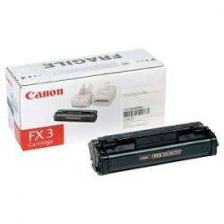 CANON TONER NERO FX-3 1557A003 2700 COPIE  ORIGINALE