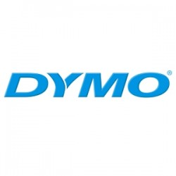 DYMO NASTRO NERO SU BIANCO S0720530 45013 12MM X 7M, STANDARD-D1-RUOLO ORIGINALE
