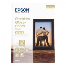 EPSON CARTA BIANCO C13S042154 PREMIUM GLOSSY 30 BLATT CARTA FOTOGRAFICA, 13 X 18 CM, 255 GR/M², 30 PAGINE, PREMIUM, GLOS