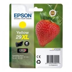 EPSON CARTUCCIA D\'INCHIOSTRO GIALLO C13T29944012 T2994 450 COPIE 6.4ML XL ORIGINALE