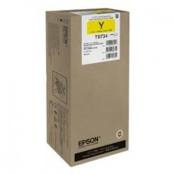 EPSON CARTUCCIA D\'INCHIOSTRO GIALLO C13T973400 T9734 22000 COPIE 192.4ML ORIGINALE