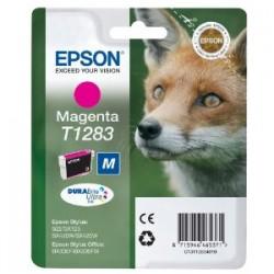 EPSON CARTUCCIA D\'INCHIOSTRO MAGENTA C13T12834012 T1283 140 COPIE 3.5ML  ORIGINALE