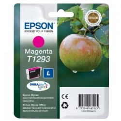 EPSON CARTUCCIA D\'INCHIOSTRO MAGENTA C13T12934012 T1293 470 COPIE 7ML  ORIGINALE
