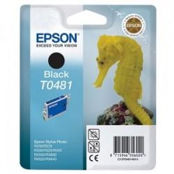 EPSON CARTUCCIA D\'INCHIOSTRO NERO C13T04814010 T0481 13ML  ORIGINALE