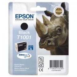 EPSON CARTUCCIA D\'INCHIOSTRO NERO C13T10014010 T1001 1035 COPIE 25.9ML  ORIGINALE