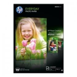 HP CARTA BIANCO Q2510A EVERYDAY FOTO PAPIER, DIN A4, 200 G/M², 100 FOGLI, LUCIDO ORIGINALE