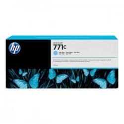 HP CARTUCCIA D\'INCHIOSTRO CIANO (CHIARO) B6Y12A 771C 775ML  ORIGINALE