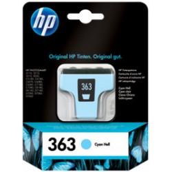 HP CARTUCCIA D\'INCHIOSTRO CIANO (CHIARO) C8774EE 363  ORIGINALE
