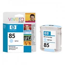 HP CARTUCCIA D\'INCHIOSTRO CIANO (CHIARO) C9428A 85  ORIGINALE