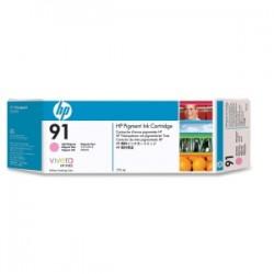 HP CARTUCCIA D\'INCHIOSTRO CIANO (CHIARO) C9470A 91 775ML  ORIGINALE