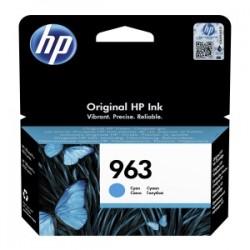 HP CARTUCCIA D\'INCHIOSTRO CIANO 3JA23AE 963 700 COPIE  ORIGINALE