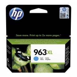 HP CARTUCCIA D\'INCHIOSTRO CIANO 3JA27AE 963 XL 1600 COPIE  ORIGINALE
