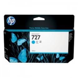 HP CARTUCCIA D\'INCHIOSTRO CIANO B3P19A 727 130ML  ORIGINALE