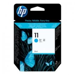 HP CARTUCCIA D\'INCHIOSTRO CIANO C4836A 11 28ML  ORIGINALE
