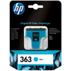 HP CARTUCCIA D\'INCHIOSTRO CIANO C8771EE 363 400 COPIE  ORIGINALE