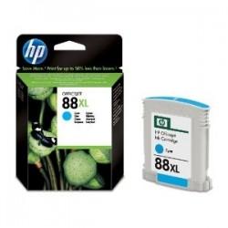 HP CARTUCCIA D\'INCHIOSTRO CIANO C9391AE 88 XL ~1700 COPIE  ORIGINALE