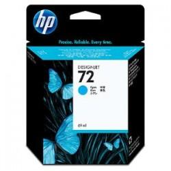 HP CARTUCCIA D\'INCHIOSTRO CIANO C9398A 72 69ML   ORIGINALE