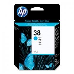 HP CARTUCCIA D\'INCHIOSTRO CIANO C9415A 38 27ML CARTUCCIE D´INCHIOSTRO