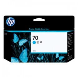 HP CARTUCCIA D\'INCHIOSTRO CIANO C9452A 70 130ML  ORIGINALE