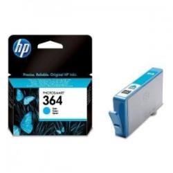 HP CARTUCCIA D\'INCHIOSTRO CIANO CB318EE 364 300 COPIE 3.5ML  ORIGINALE