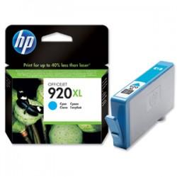 HP CARTUCCIA D\'INCHIOSTRO CIANO CD972AE 920 XL 700 COPIE CARTUCCE D\'INCHIOSTRO ORIGINALE
