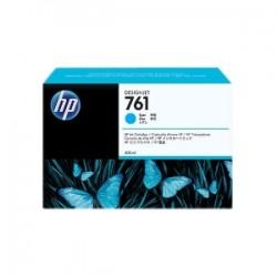 HP CARTUCCIA D\'INCHIOSTRO CIANO CM994A 761 400ML  ORIGINALE