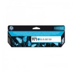 HP CARTUCCIA D\'INCHIOSTRO CIANO CN622AE 971 2500 COPIE  ORIGINALE