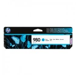 HP CARTUCCIA D\'INCHIOSTRO CIANO D8J07A 980 6600 COPIE 86.5ML  ORIGINALE
