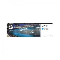 HP CARTUCCIA D\'INCHIOSTRO CIANO F6T81AE 973X 7000 COPIE  ORIGINALE