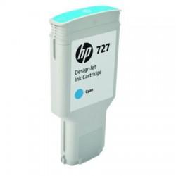 HP CARTUCCIA D\'INCHIOSTRO CIANO F9J76A 727 300ML  ORIGINALE