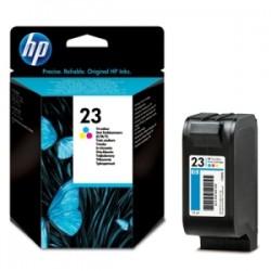 HP CARTUCCIA D\'INCHIOSTRO COLORE C1823D 23 620 COPIE 30ML  ORIGINALE