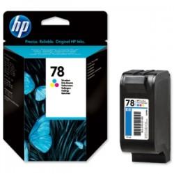 HP CARTUCCIA D\'INCHIOSTRO COLORE C6578D 78D 560 COPIE 19ML  ORIGINALE