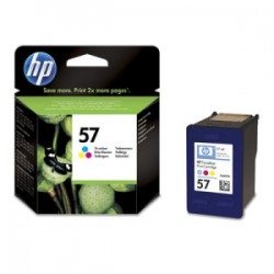 HP CARTUCCIA D\'INCHIOSTRO COLORE C6657AE 57 500 COPIE  ORIGINALE
