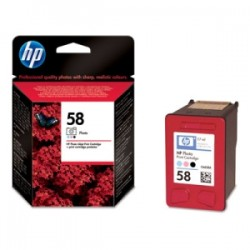 HP CARTUCCIA D\'INCHIOSTRO COLORE C6658AE 58 17ML