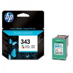 HP CARTUCCIA D\'INCHIOSTRO COLORE C8766EE 343 330 COPIE 7ML  ORIGINALE