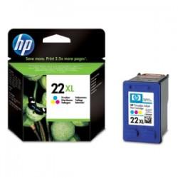 HP CARTUCCIA D\'INCHIOSTRO COLORE C9352CE 22 XL 415 COPIE 11ML  ORIGINALE
