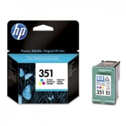 HP CARTUCCIA D\'INCHIOSTRO COLORE CB337EE 351 170 COPIE  ORIGINALE