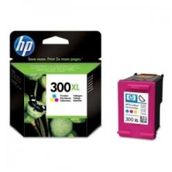 HP CARTUCCIA D\'INCHIOSTRO COLORE CC644EE 300 XL 420 COPIE 11ML  ORIGINALE